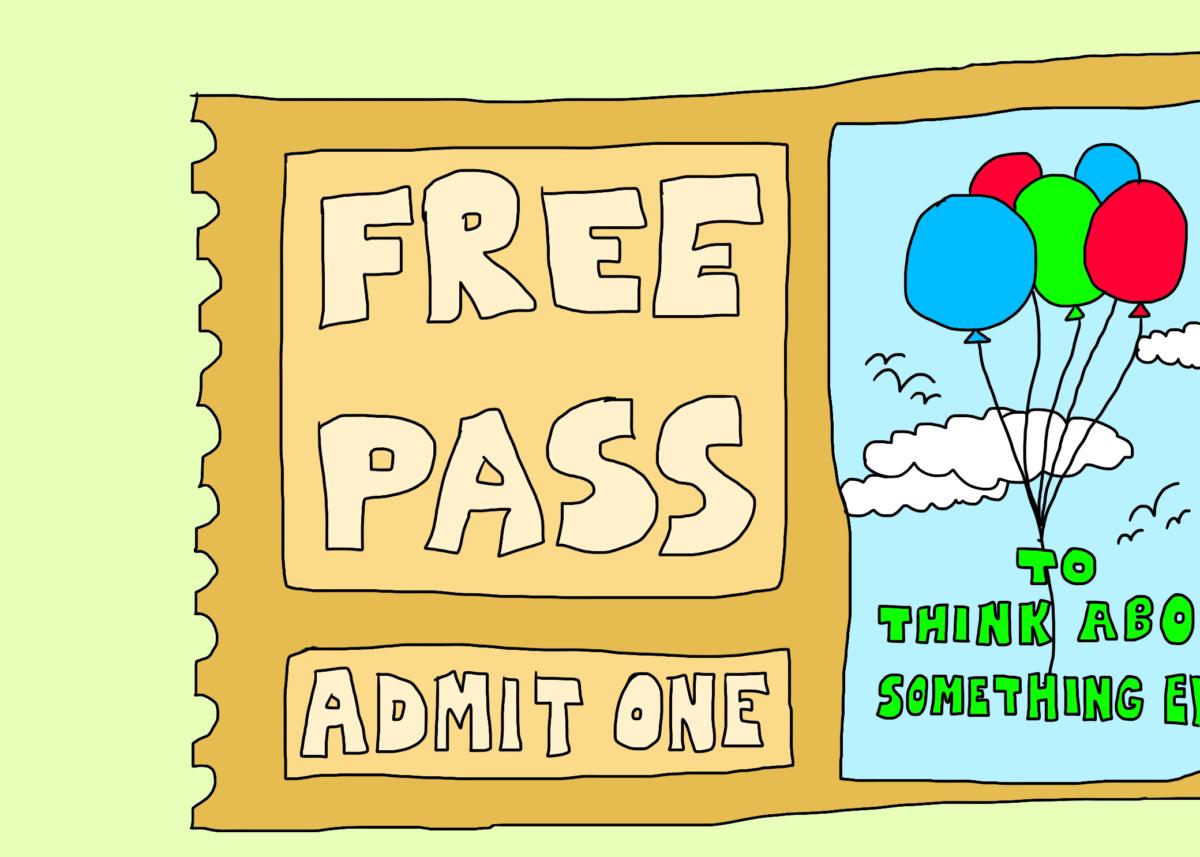 A free pass