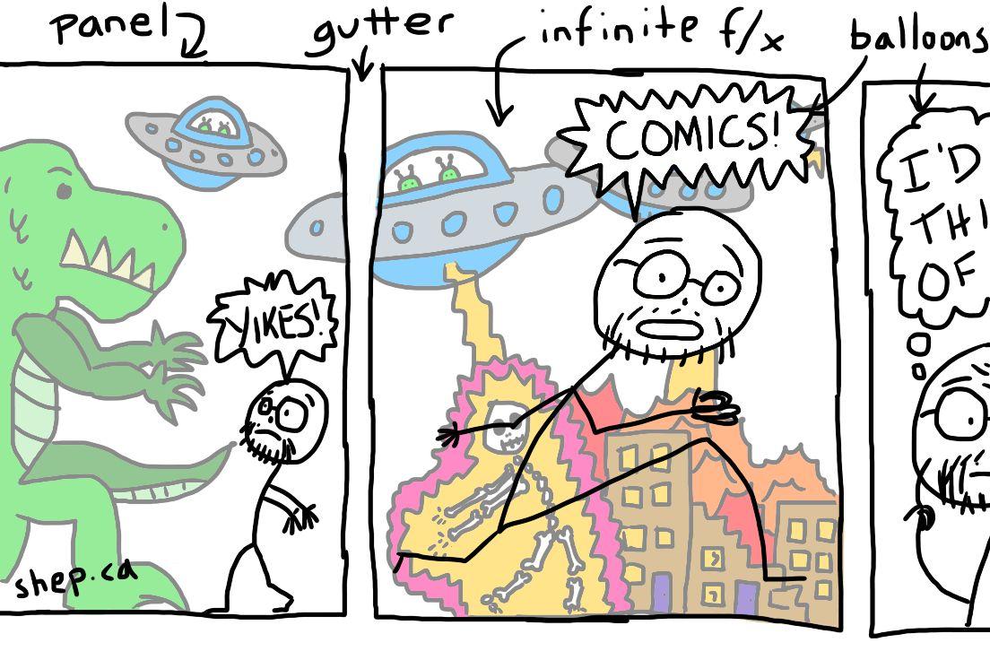 Make Comics