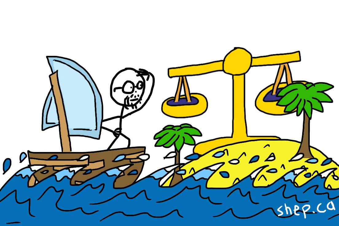 Set Sail Law Island